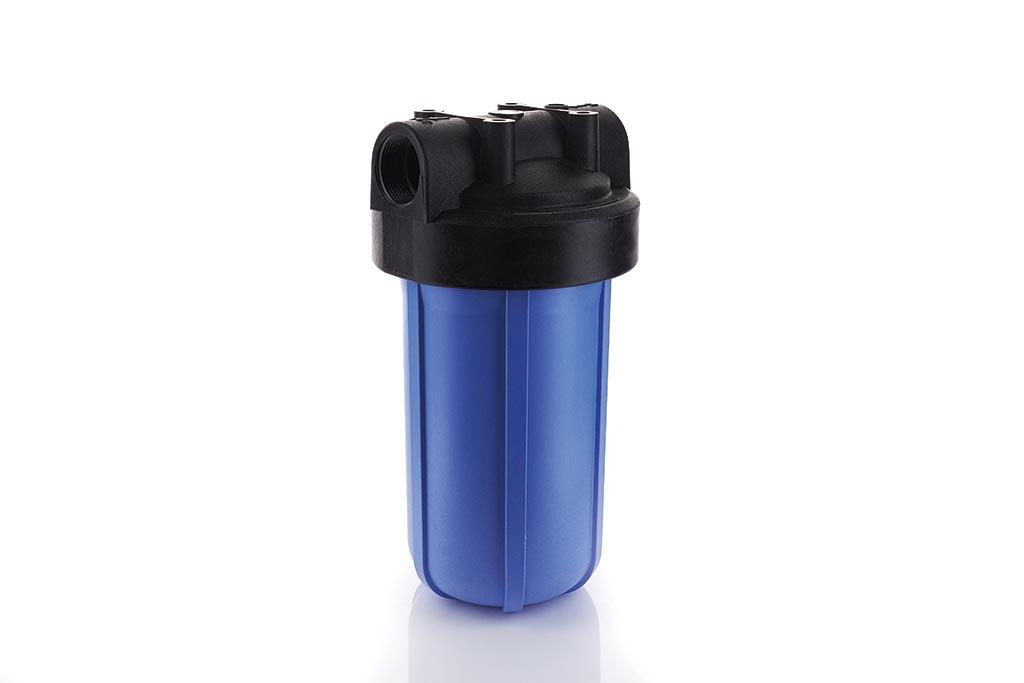 Filtergehäuse PP Big-Blue aus verstärktem Polypropylen