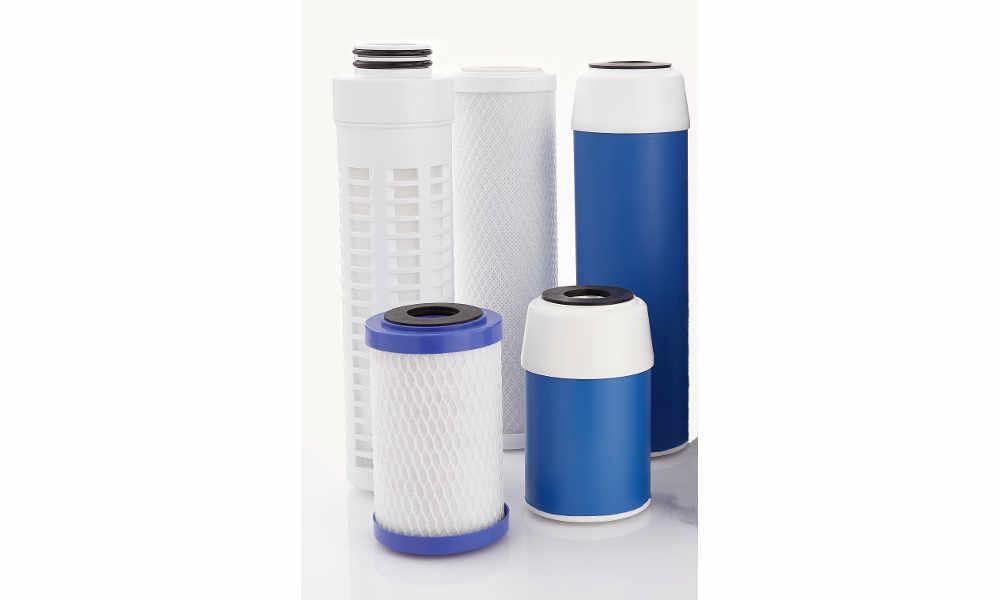 Kunststofffilter von Infiltec