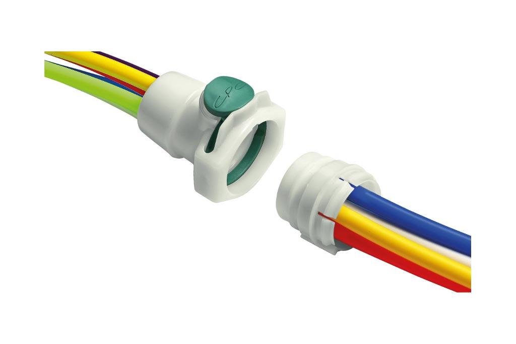 Mehrfachverbinder von CPC