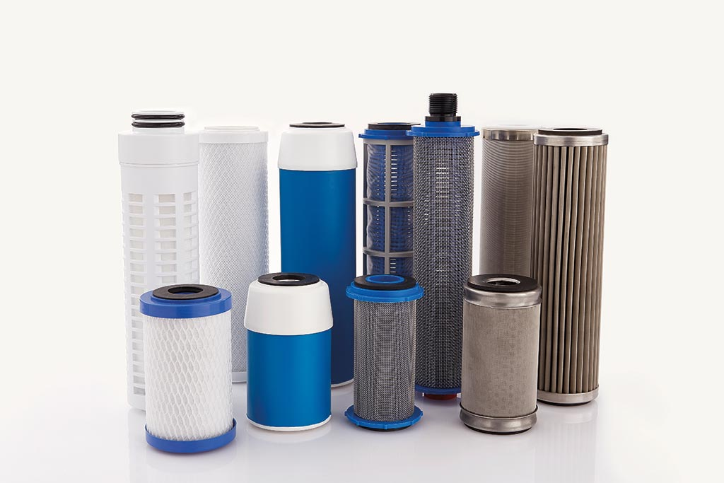 Edelstahl-Filterelemente – Infiltec® GmbH